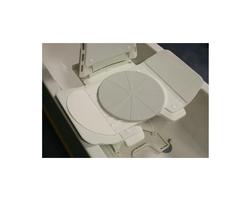 Assise rotative / plaque de transfert pour siège
