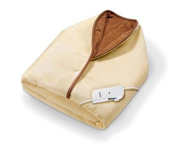 Cape / couverture chauffante électrique.