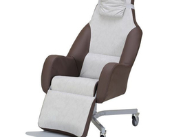 Fauteuil coquille.