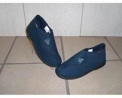 Pantoufles velcro