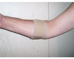 Bracelet anti-épicondylite.