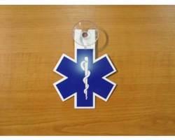 Caducée pour ambulancier