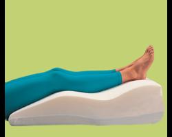 Coussin relève jambes à mémoire de forme