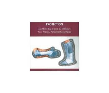 Housse de protection imperméable à l'eau, pour jambe
